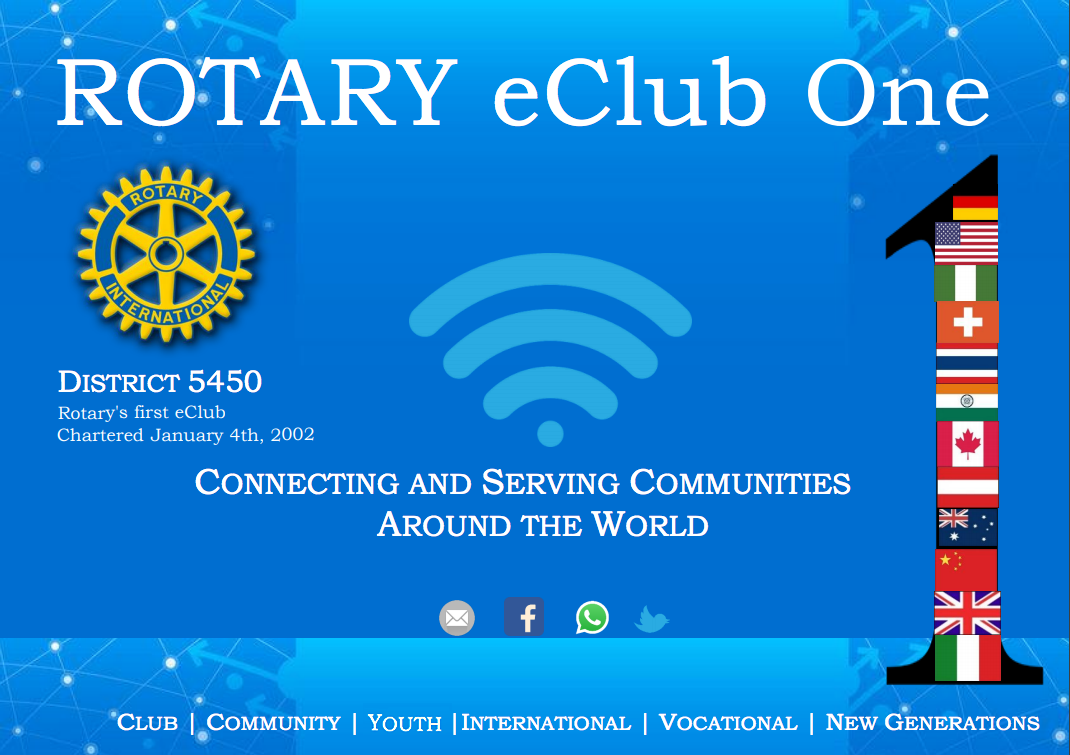 Rotary eClub One